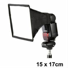 Softbox JINBEI 15x17cm Tepe Fla� ��in Mini