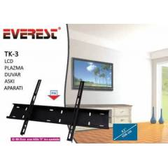 "TV Ask� Aparat� Everest TK-3 42"" Lcd Plazma Led"