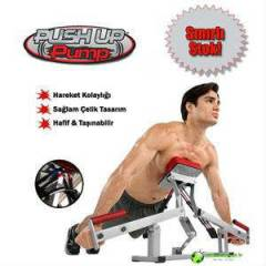 Rocket Fitness Push Up Pump ��nav �ekme Aleti