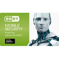 Eset Mobil Security -Android -Tablet -  1-YIL