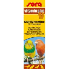 Sera Vitamin Plus V Ku� Vitamini 15ml