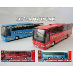 OTOB�S TRAVEGO METAL MODEL WELLY MARKA