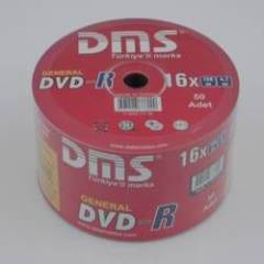 DMS DVD-R 16X 4.7GB 50li / Spindle