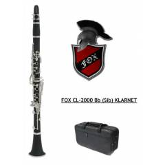FOX CL2000 - Bb (Si Bemol) KLARNET