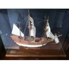 AH�AP MAKET GEM� - MAYFLOWER/GALEON