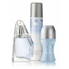 AVON PERCEIVE BAYAN PARF�M 3L� SET