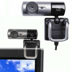 A4-TECH PK-835MJ 5.0 MEGAPIXEL WEBCAM