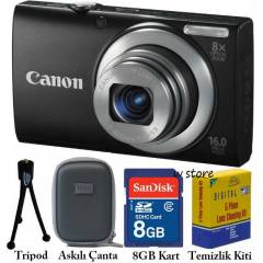 CANON A4050IS 16 MP HD 8X ZOOM Foto�raf Makinas�