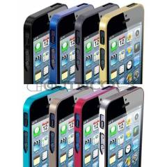 iPhone 5S K�l�f Metal Bumper Ultra �nce 0.7 mm