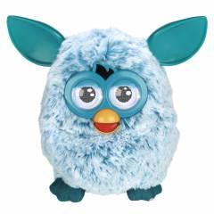 Furby Cool Fur Green Man  Hasbro
