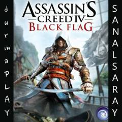 ASSASS�N'S CREED 4 BLACK FLAG Uplay CD KEY PC