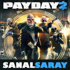 Payday 2 - Steam Global Cdkey - Hemen Teslim