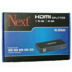 NEXT YE 209 2/8 HDMI SPLITTER