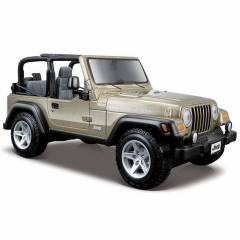 Maisto JeepWrangler Rubicon Model Araba 1:27 Spe