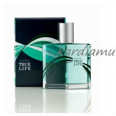 AVON ERKEK PARF�M TRUE LIFE EDT 50 ML-YEN�!!!