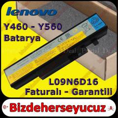 LENOVO IdeaPad Y460, Y560 NOTEBOOK BATARYA