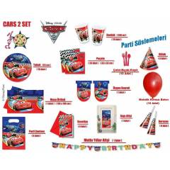 CARS   PART� S�SLEME SET� (90 PAR�A)