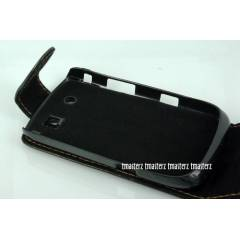Blackberry Torch 9800 Dik Kapakl� K�l�f + 3xFilm