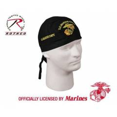 BANDANA,OFFICIALLY LICENSED BY U.S. MARINES m22