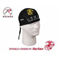 BANDANA,USMC OFFICIALLY LICENSED BY U.S. MARINES