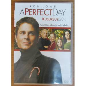 A PERFECT DAY KUSURSUZ G�N ROB LOWE - DVD 2.EL