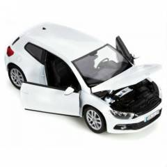VW SC�ROCCO 1:24 D�ECAST MODEL ARABA