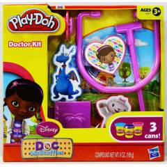 Play-Doh Disney Dr. Dott�e ve �la�lar�