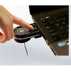 Laptop Notebook So�utucu Mini Fan Kesin ��z�m