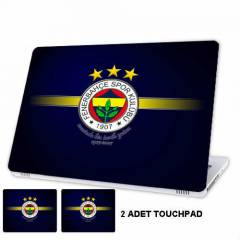 LAPTOP STICKER skins  HER BOY FENERBAH�E
