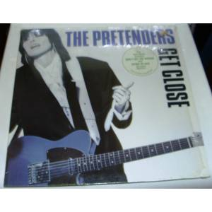 THE PRETENDERS * GET CLOSE * 33 DEV�R