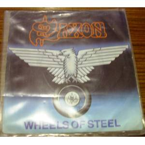 SAXON * WHEELS OF STEEL * STAND UP AND BE COUNTE