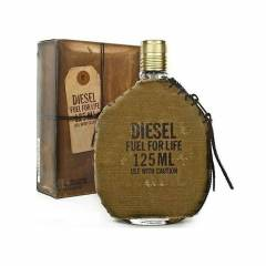 DIESEL FUEL FOR LIFE EDT 125 ML ERKEK
