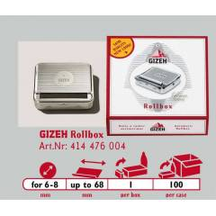 Sigara Makinas� Tabaka Rollbox Gizeh 70mm k�sa