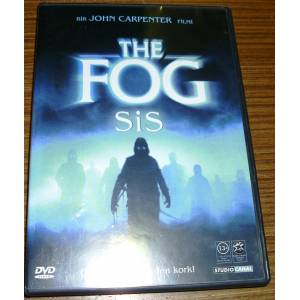 THE FOG * S�S * JOHN CARPENTER