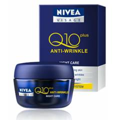 Nivea Q10 Plus Gece Kremi 50ml
