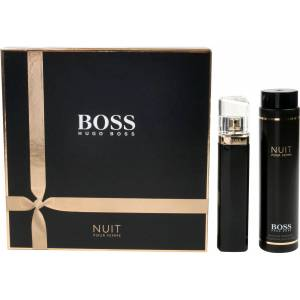 Hugo Boss Nuit Bayan Edp 75ml Parfüm Set