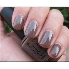 OPI Oje - Over The Taupe