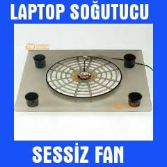 Notebook Laptop So�utucu Sehpas� Stand� Masa 002