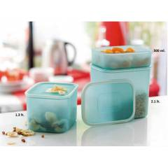TUPPERWARE SU SET  2.1 L�TRE TURKUAZ...