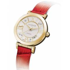 SAINT HONORE Opera Piano Winter Yellow 37mm Ta�l