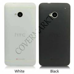 HTC ONE M7 0.2mm �NCE ARKA KAPAK