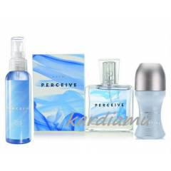 AVON BAYAN PARF�M PERCEIVE 3'L� SET