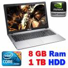 Asus Laptop i7, 8GB Ram,1TB Hdd,2GB Payla��ms�z
