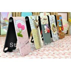 iPHONE 4S KILIF HAPPY MORi FLiP 3D KAPAKLI 4 4S