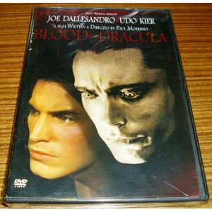 BLOOD FOR DRACULA * JOE DALLESANDRO * UDO KIER