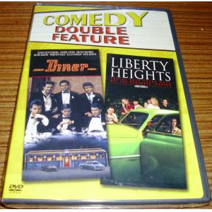 DINER * LIBERTY HEIGHTS * KEVIN BACON * 2 DVD