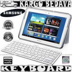 SAMSUNG GALAXY TABLET ORJ�NAL BLUETOOTH KLAVYE