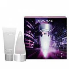Rochas Men Edt 100 Ml Set