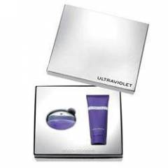 Paco Rabanne Ultrav�olet Bayan Edp 50 Ml Set