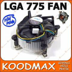 Intel LGA 775 ��lemci Fan� - 775 Fan - CPU Fan